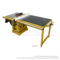 "POWERMATIC PM2000 Tablesaw 5HP 3PH 230/460V 50"" Accu-Fence and Workbench PM25350WK"