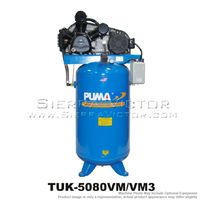 PUMA 5 HP Industrial Air Compressor TUK-5080VM3