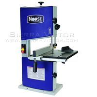 NORSE Vertical Wood Cutting Band Saw 9683124