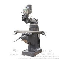 MANFORD Precision High Quality 2V Vertical Turret Milling Machine