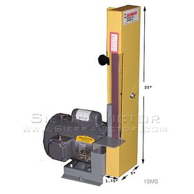 New KALAMAZOO Abrasive Belt Sander with Enclosed Belt Guard: 1SMS for sale