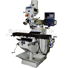 New U.S. INDUSTRIAL Heavy Duty Electronic Variable Speed Milling Machine for sale