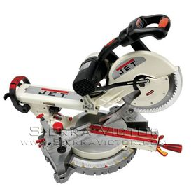 "JET 12"" Sliding Dual Bevel Compound Miter Saw, 707120"