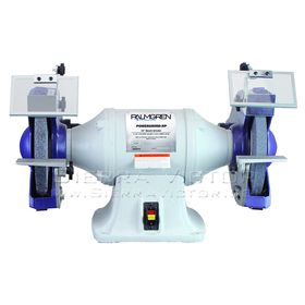 New PALMGREN POWERGRIND-XP Bench Grinder with Dust Collection: 9682076 for sale
