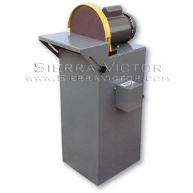 New KALAMAZOO Disc Sander with Dust Collector for sale