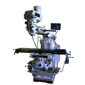 New GMC Manual Vertical Knee Mill for sale