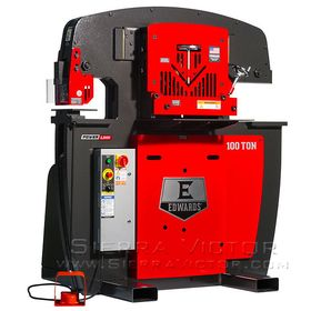 EDWARDS 100 Ton Ironworker IW100​