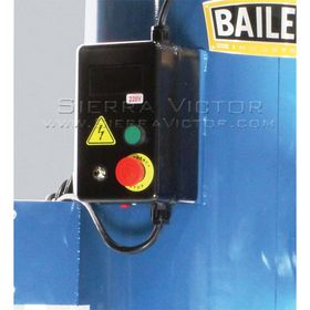 BAILEIGH 3 HP Cyclone Dust Collector DC-2100C
