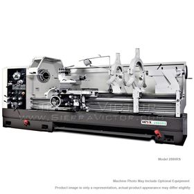 VICTOR 2800RS Series Precision Heavy-Duty Lathes