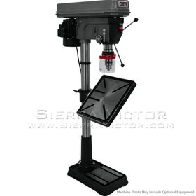 JET JDP-20MF Floor Drill Press 115/230V 1Ph 354170