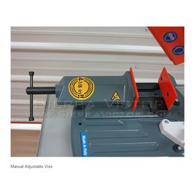 HE&M Utility Bandsaw 782XLH