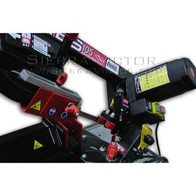 HE&M Semi-Automatic Utility Bandsaw ABS-105
