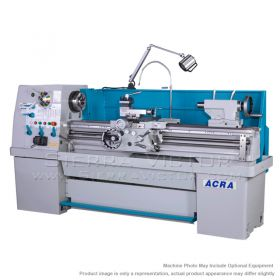 ACRA Precision Engine Lathe w/Clutch/Rapid Travel 21120C