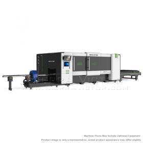 New BesCutter Metal Sheet and Pipe Cutter Fiber Laser FLY PRO for sale