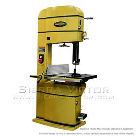 "POWERMATIC PM2013B, 20"" Bandsaw, 5HP 1PH 230V, 1791257B"