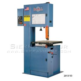 New DoALL Vertical Contour Saws for sale