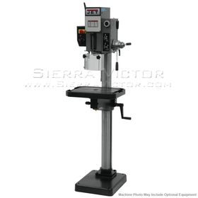 "JET J-A2608M-PF2, 20"" Arboga Gear Head Drill Press With Power Down feed 220V, 3Ph, 354030"