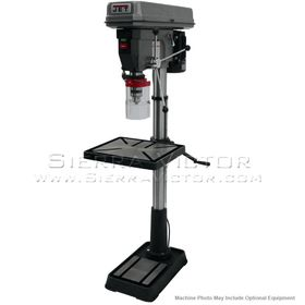 "JET JDP-20MF, 20"" Floor Drill Press 115/230V 1Ph, 354170"
