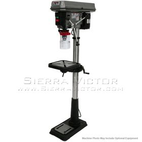"JET J-2500, 15"" Floor Model Drill Press 115V 1Ph, 354400"