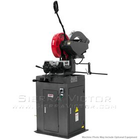 JET J-CK350-2K, 350mm Non-Ferrous High Speed Manual Cold Saw, 414203K, 414207K