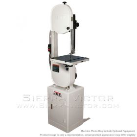 "JET JWBS-14DXPRO, 14"" Deluxe Pro Bandsaw Kit, 710116K"