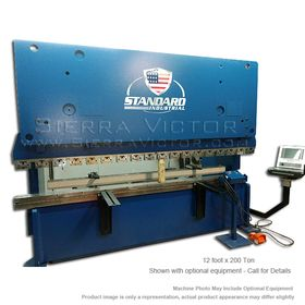 New STANDARD INDUSTRIAL Hydraulic CNC Press Brakes AB200-14 for sale
