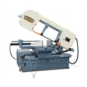BAILEIGH Semi-Automatic Dual Mitering Horizontal Band Saw BS-24SA-DM
