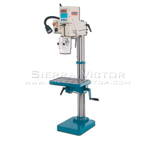 BAILEIGH Gear Driven Drill Press DP-1000G