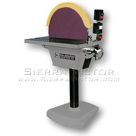 New KALAMAZOO Disc Sander for sale