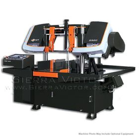 New COSEN Programmable Automatic Mass Production Horizontal Column Bandsaw: G-320 for sale