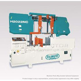 New CLAUSING Automatic NC Twin Column Bandsaw for sale