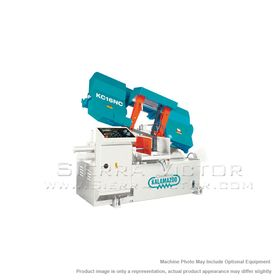New CLAUSING Automatic NC Bandsaw for sale