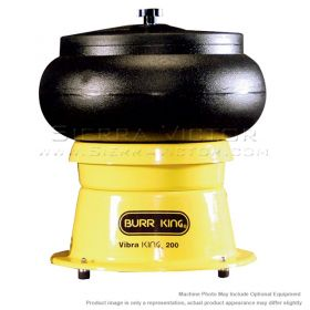 New BURR KING Vibratory Bowl: MODEL 200 for sale
