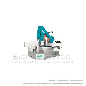 New CLAUSING Semi-Automatic Hydraulic Swivel Head Miter Bandsaw for sale