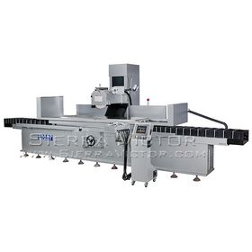 New SHARP Hydraulic Column Surface Grinder for sale