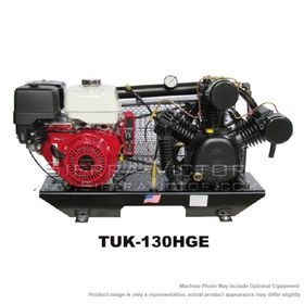 New PUMA Professional/Commercial Two Stage Gas-Powered Air Compressors for sale