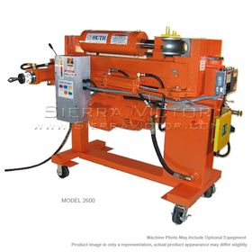 New HUTH Heavy Duty Bender with Swager/Expander: 2600 for sale
