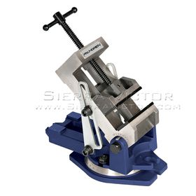 New PALMGREN Industrial Angle Vise with Swivel Base for sale