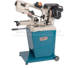 BAILEIGH Portable Metal Cutting Band Saw BS-128M
