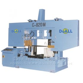 New DoALL Dual Column Band Saws for sale