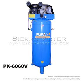 PUMA 3 HP Professional Belt Drive Air Compressor PK-6060V