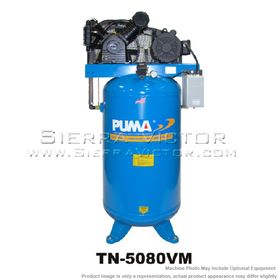 PUMA 5HP Commercial Air Compressor TN-5080VM