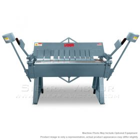 New ROPER WHITNEY Connecticut Box and Pan Bending Brake: U-412-6 for sale