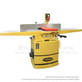 POWERMATIC 60C Jointer 2HP 1PH 230V, Magnetic Switch 1610084K