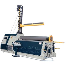 New COLE-TUVE 4 Roll Hydraulic Double-Pinch Plate Roller for sale