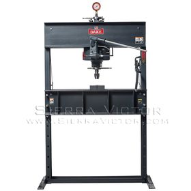 New DAKE Hand-Operated Hydraulic Press: 75H for sale