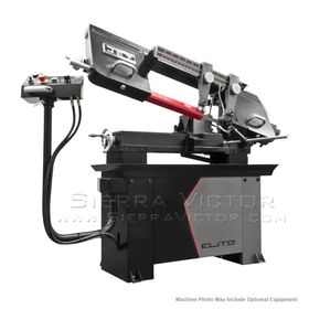 JET EHB-8VS, 8 x 13 Variable Speed Bandsaw