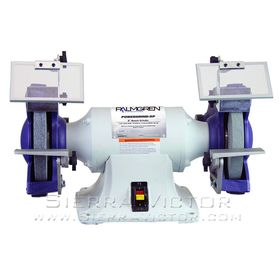 New PALMGREN POWERGRIND-XP Bench Grinder with Dust Collection: 9682073 for sale