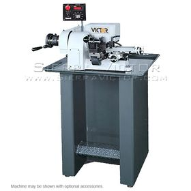 New VICTOR Electronic Variable Speed Finishing Lathe for sale