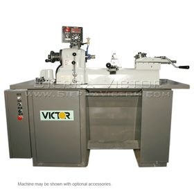 New VICTOR Electronic Variable Speed Second Operation Lathe for sale